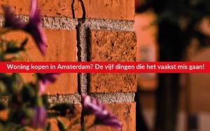Woning kopen Amsterdam